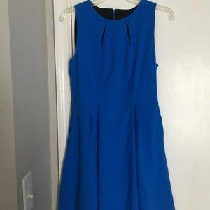 Blue Cynthia Rowley Designer Dress